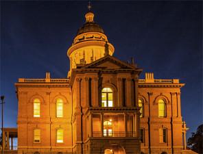 Old Auburn Court House